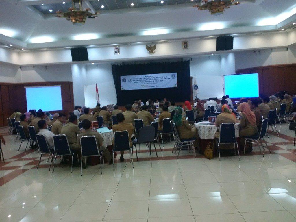 Pertemuan Koordinasi DPP-BPN-IPPAT Dalam Rangka Peningkatan Penerimaan BPHTB