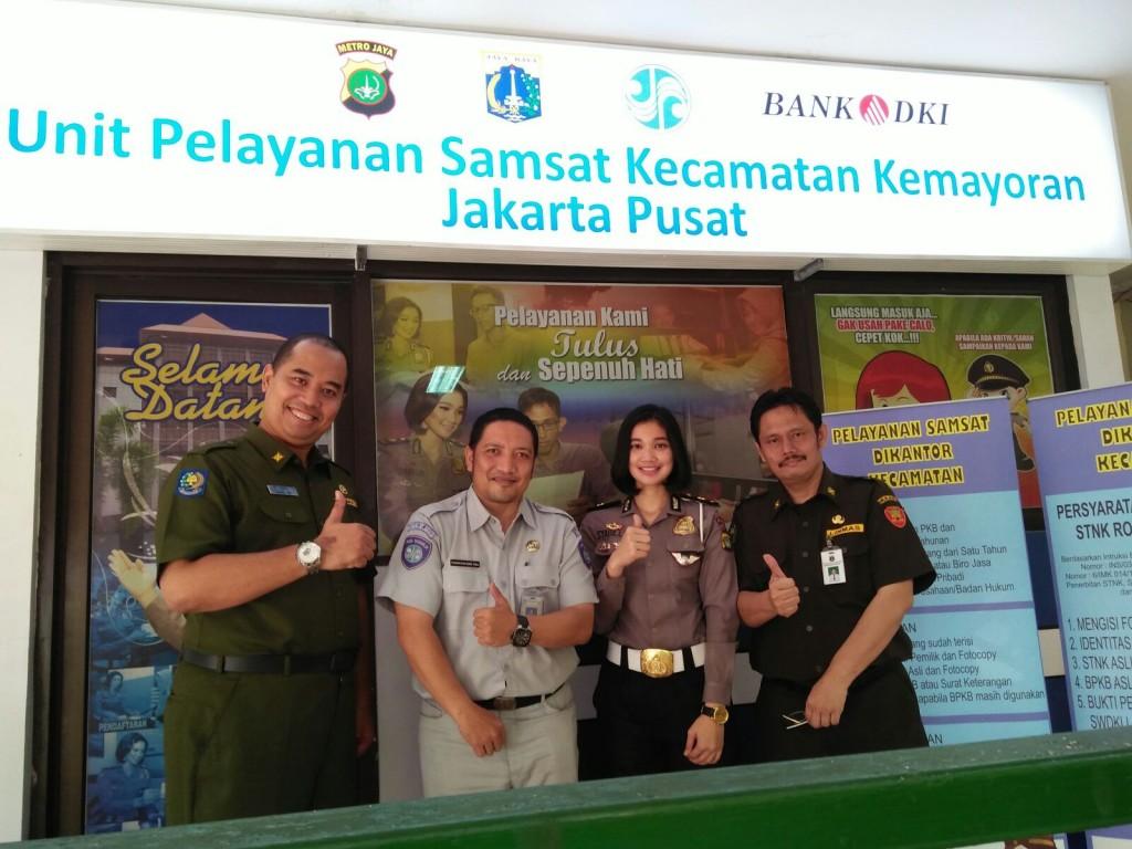 Samsat UPPD Kemayoran