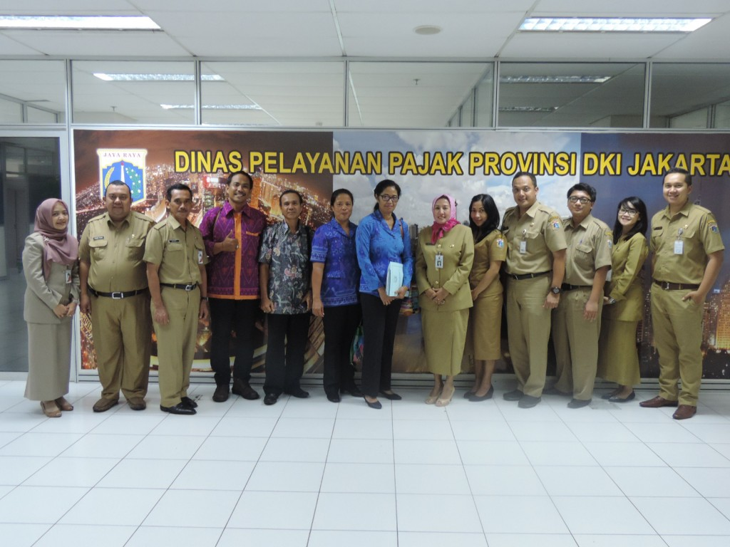 Kunjungan Kerja Dispenda Buleleng-Bali