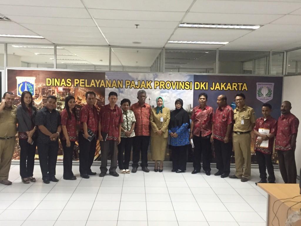 Foto Bersama DPP
