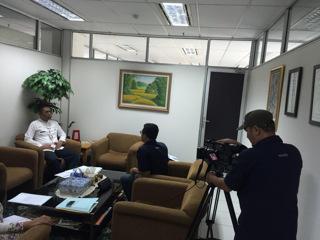 Wawancara RCTI