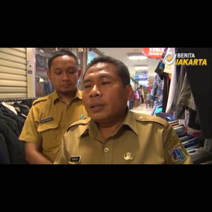 Ka.Subag TU UPPD Setiabudi memberikan penjelasan tentang Gerai Pajak