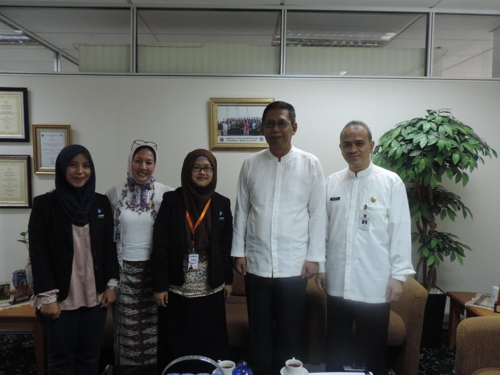 Ka. Humas DPP dam Kabid Renbang DPP