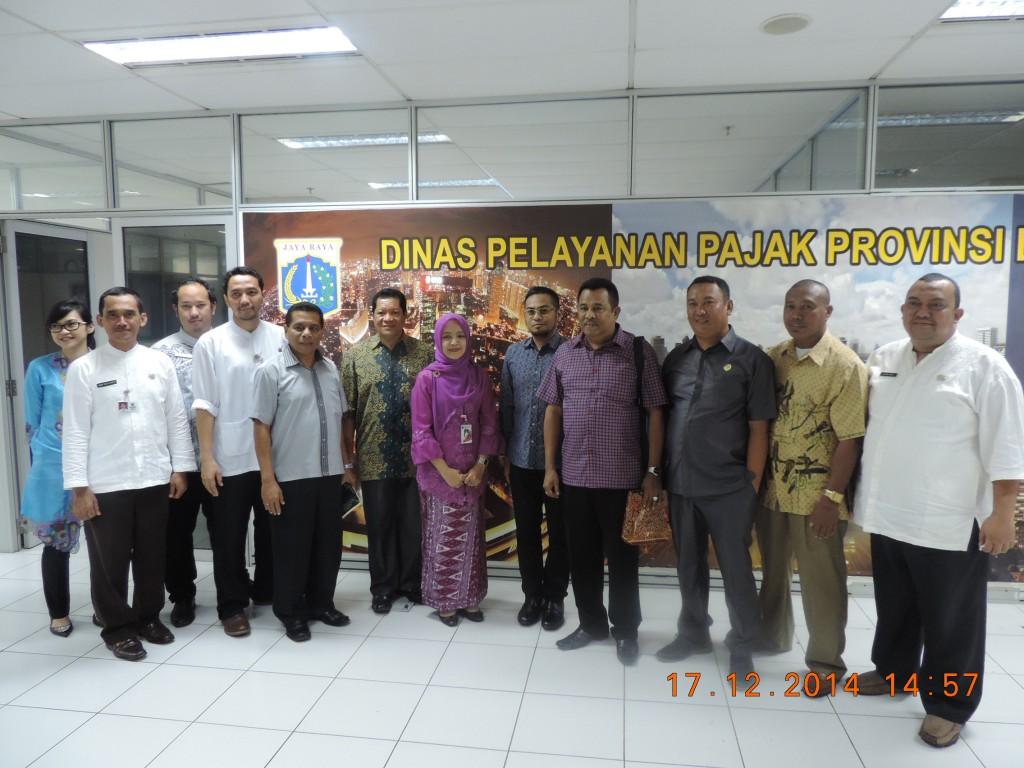 Kunjungan DPRD Kota Kupang