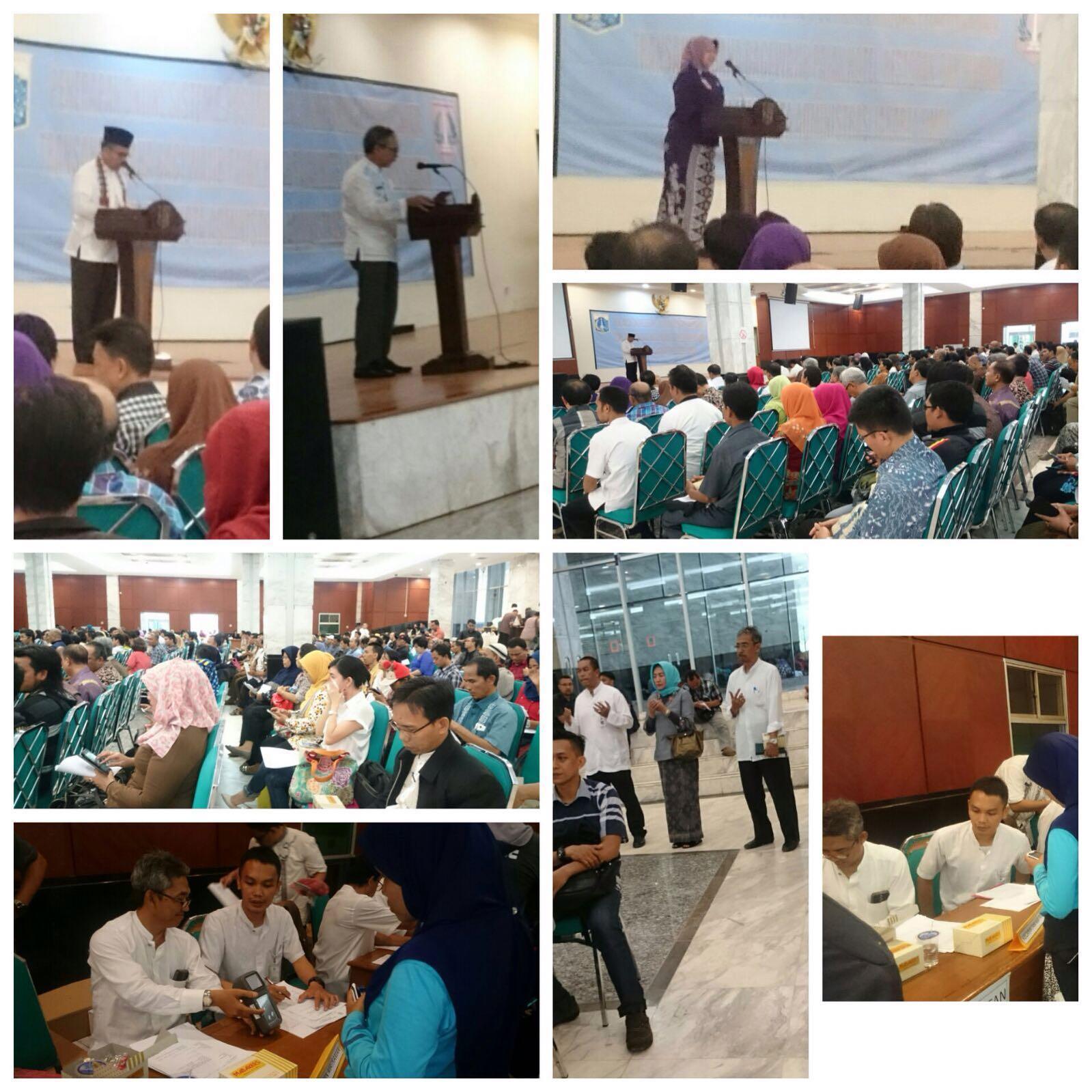 Sosialisasi Online e-Pos di Jakarta Timur