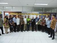 Kunjungan DPRD Kota Banjarmasin Kalsel