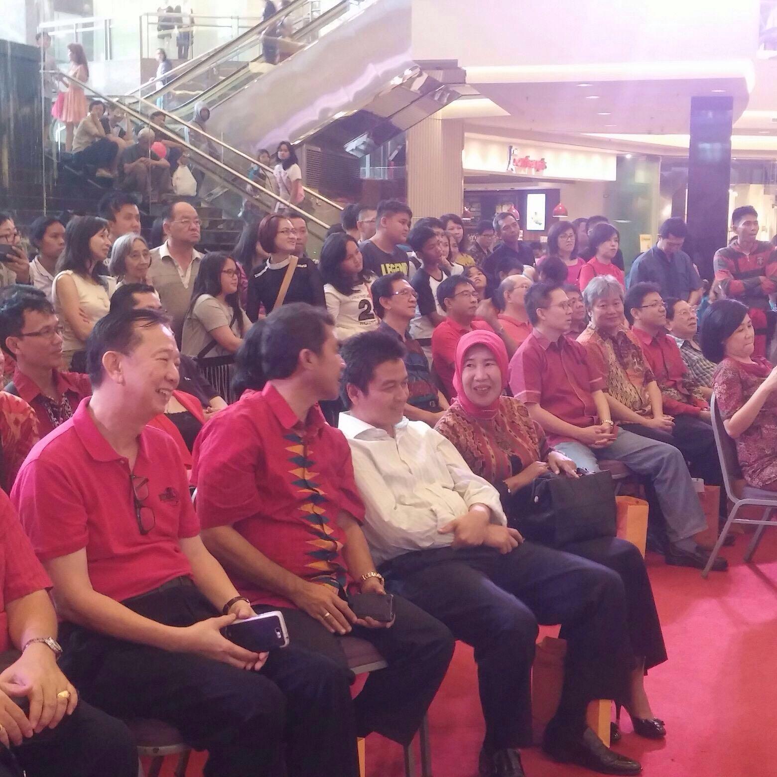 Acara Sosialisasi PBB-P2 di Jakarta Barat