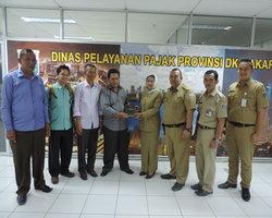Konsultasi Dispenda Aceh Tengah tentang Pajak Online