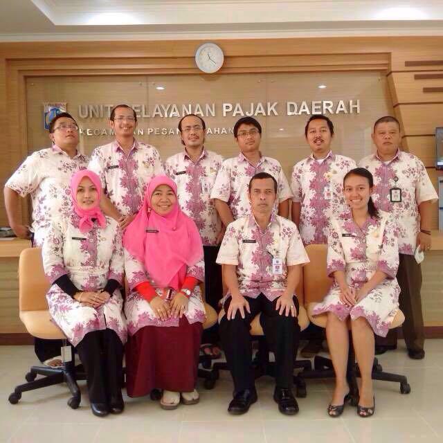 Karyawan UPPD Pesanggrahan