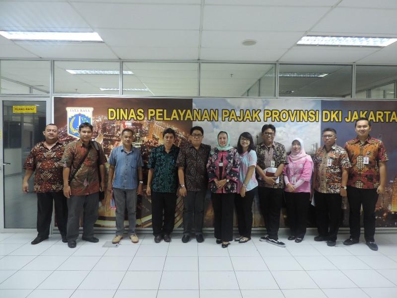 Dispenda Kalsel Memperdalam Permendagri Nomor 12 Tahun 2016 di DPP Jakarta