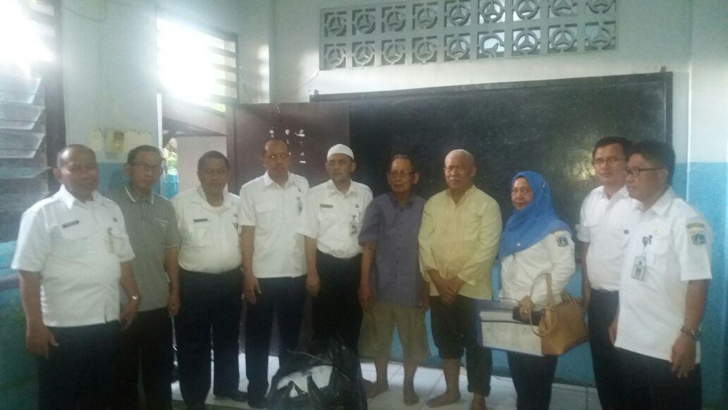 Amanah bantuan Jamaah Masjid Al Badr Abdul Muis telah disalurkan