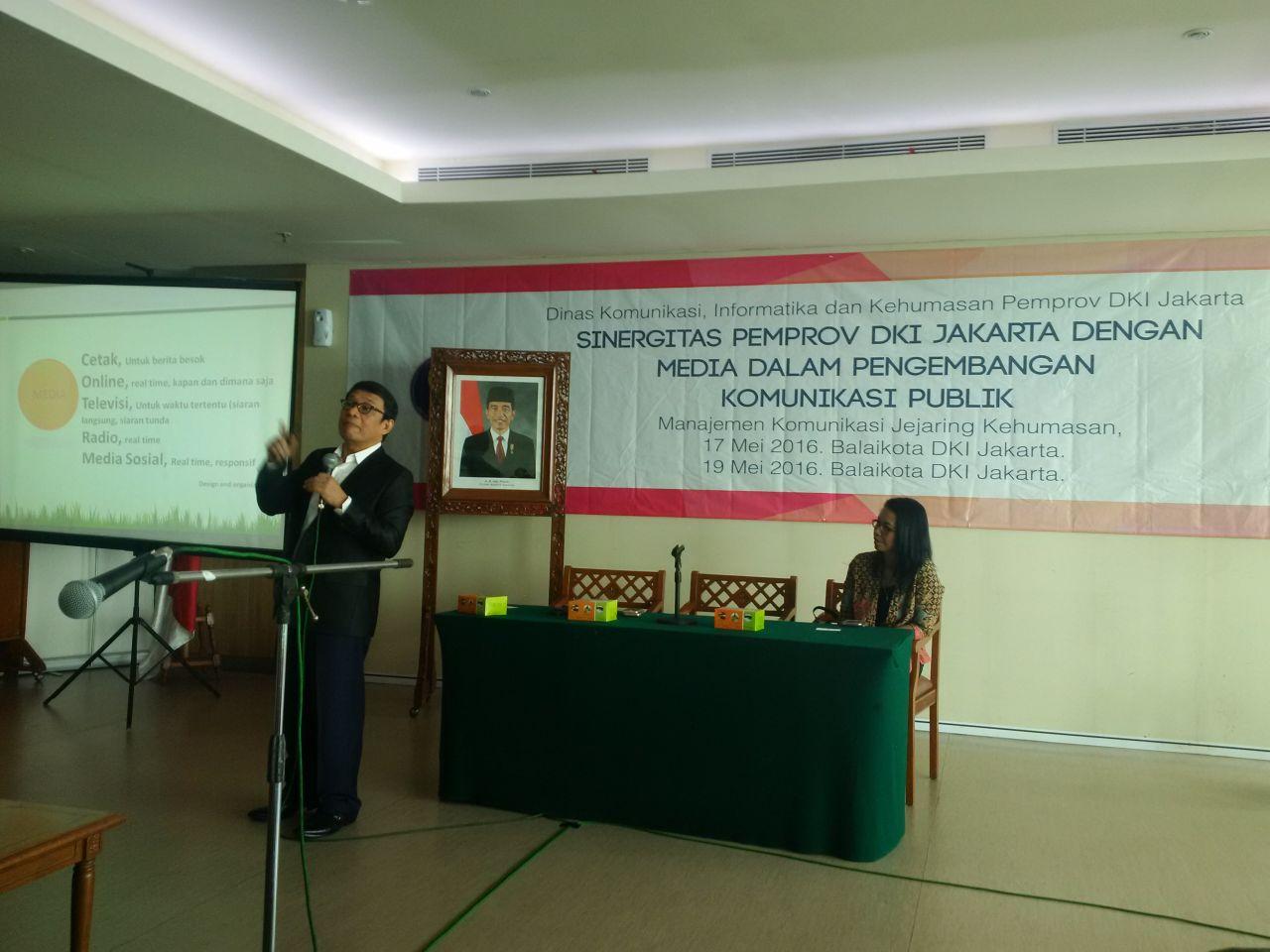 Seminar Jejaring Kehumasan