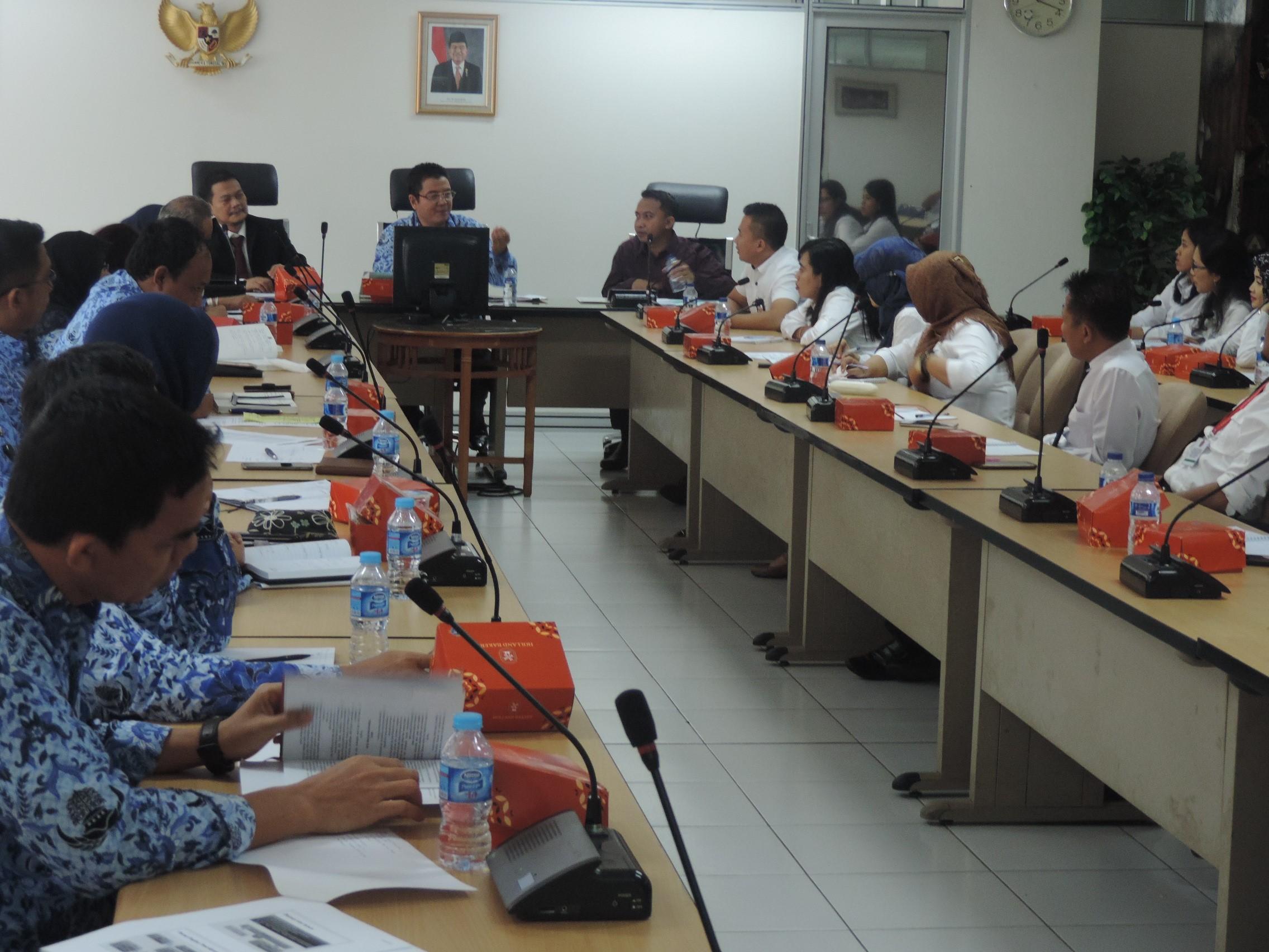 Diklat Self Assesment Pajak Kota Semarang ke Jakarta