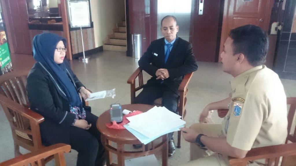 UPPD Sawah Besar Giatkan Distribusi e-POS