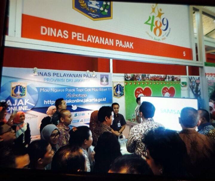 DPP Meriahkan PRJ 2016