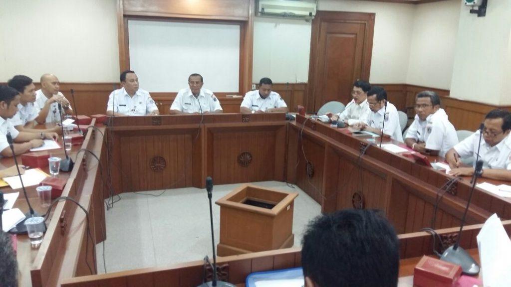Sudin Pelayanan Jakarta dan UPPD Lakukan Rapat Persiapan Pekan Panutan PBB-P2