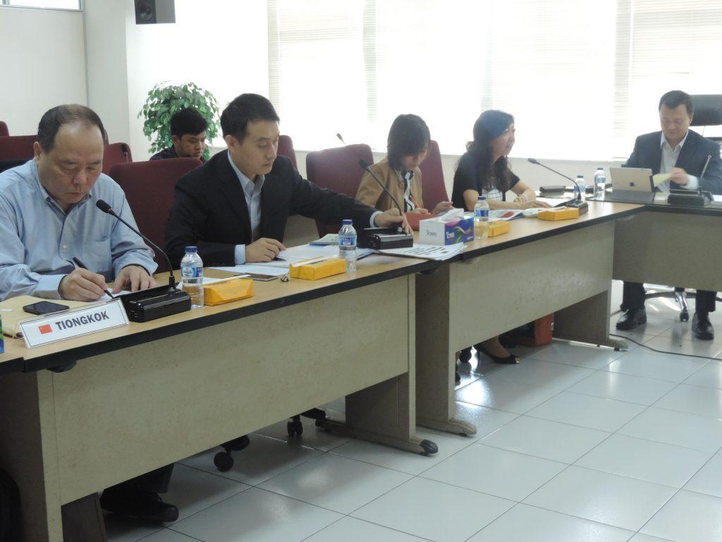 Delegasi RRT untuk mempelajari Tax Property di Indonesia