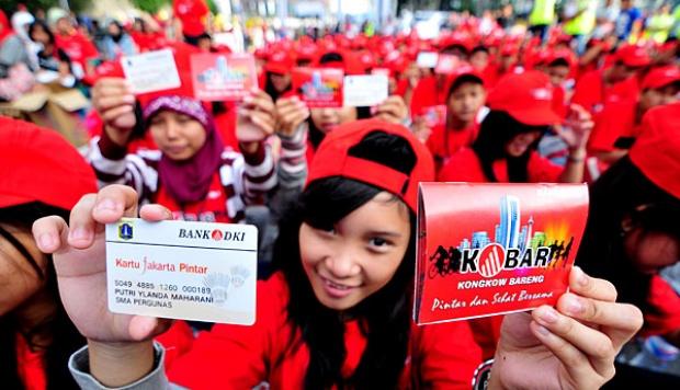 Kartu Jakarta Pintar dari Pajak Daerah