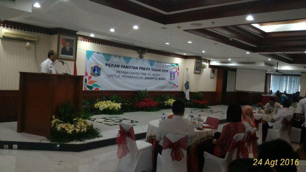 Pekan Panutan PBB di Jakarta Selatan