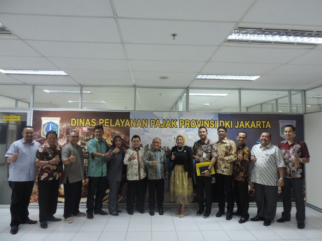 Kunjungan Komisi B DPRD Kota Bogor