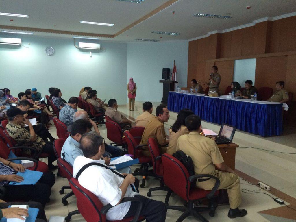 UPPD Gambir Sosialisasikan Pajak Hotel Bagi Rumah Kos