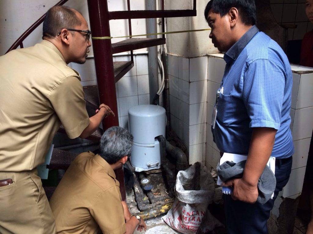 Pendataan Objek Pajak Air Tanah oleh UPPD Matraman
