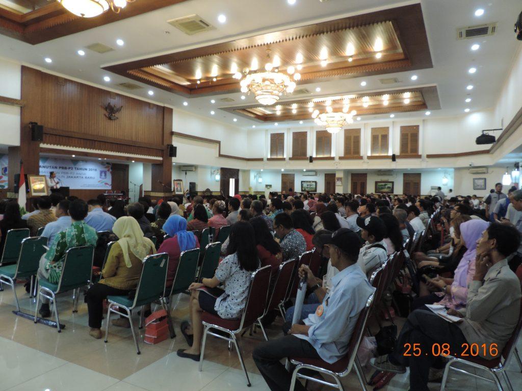 Pekan Panutan PBB di Jakarta Pusat