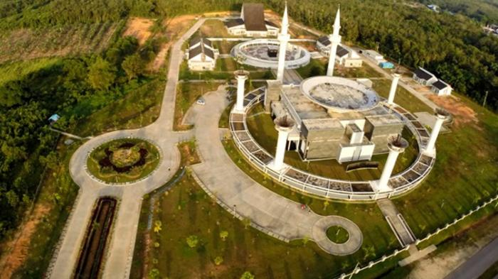 Tabalong Islamic Center kebangaan warga Tabalong
