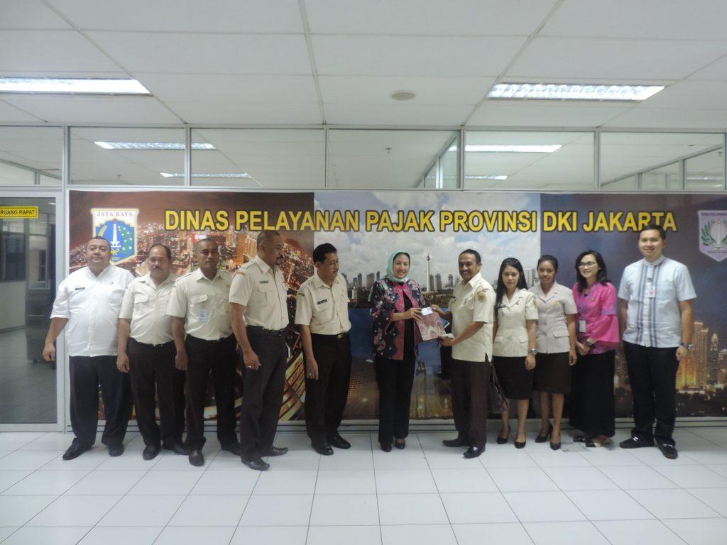 Kunjungan Dispenda Kota Kupang
