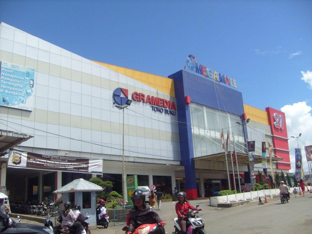 Bengkulu Mega Mall, foto: Indamoves