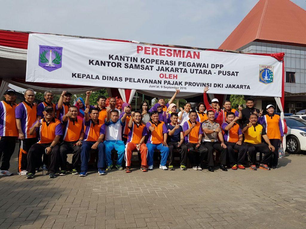 SKJ Bersama di Samsat Utara dan Pusat