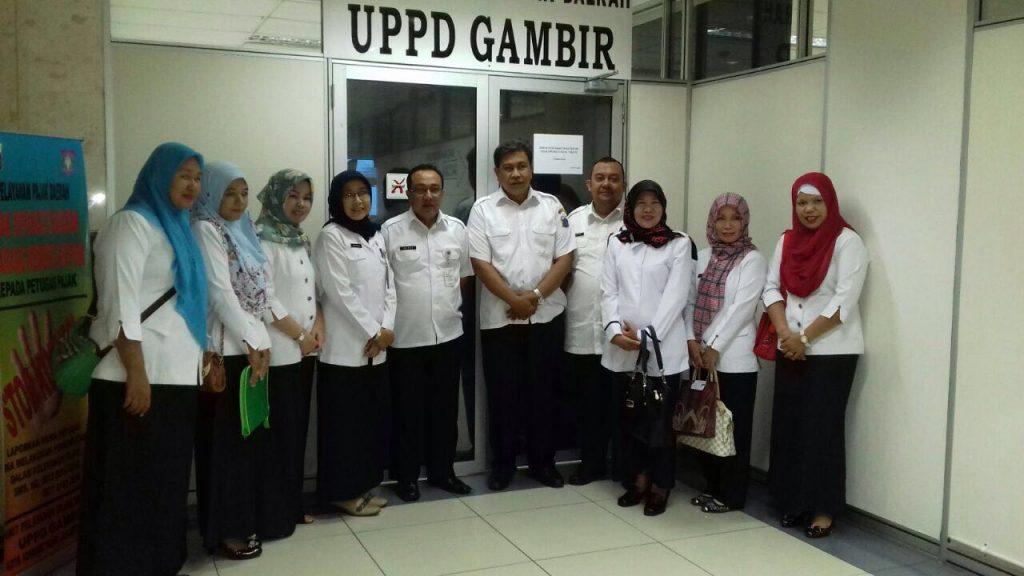 Bidang SDA Setda Kota Bengkulu bersama jajaran UPPD Gambir