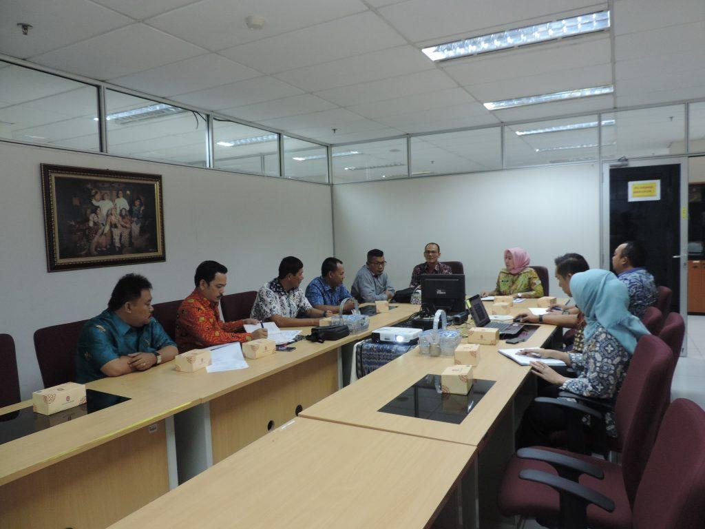 Pembahasan tentang Pajak Daerah oleh DPRD PALI dan Humas Pajak Jakarta