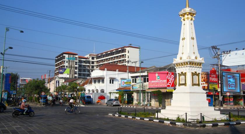 Suasana Kota Yogjakarta