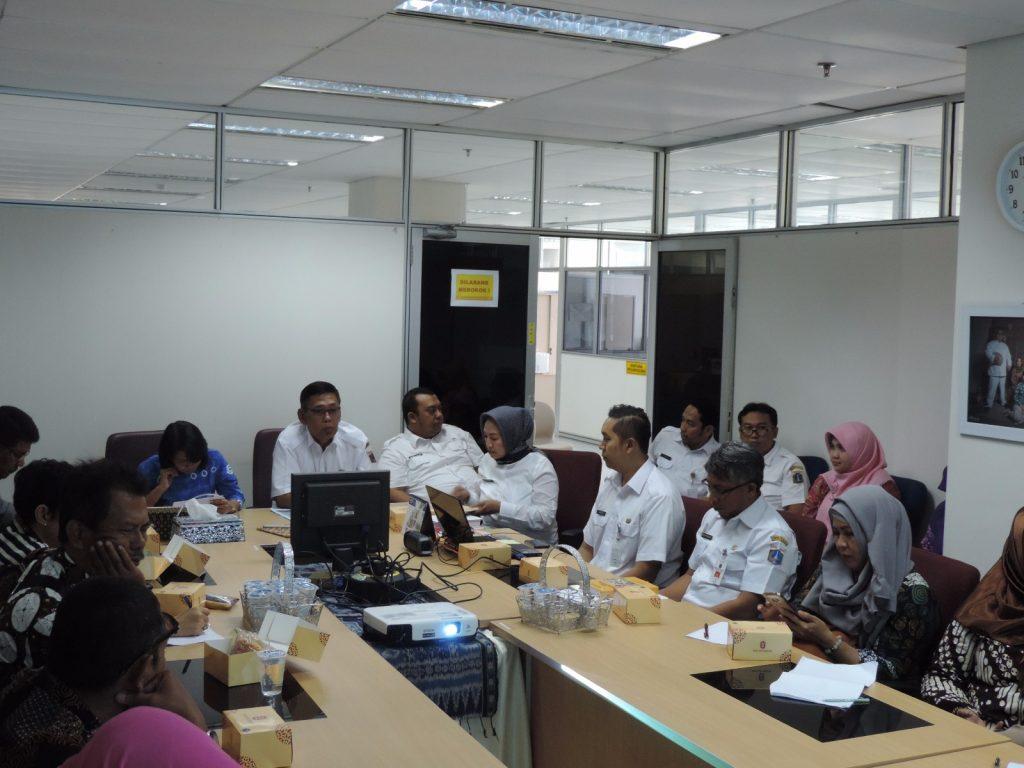 Revisi Perda Pajak di Kota Yogjakarta Meminta Masukan Dari DKI