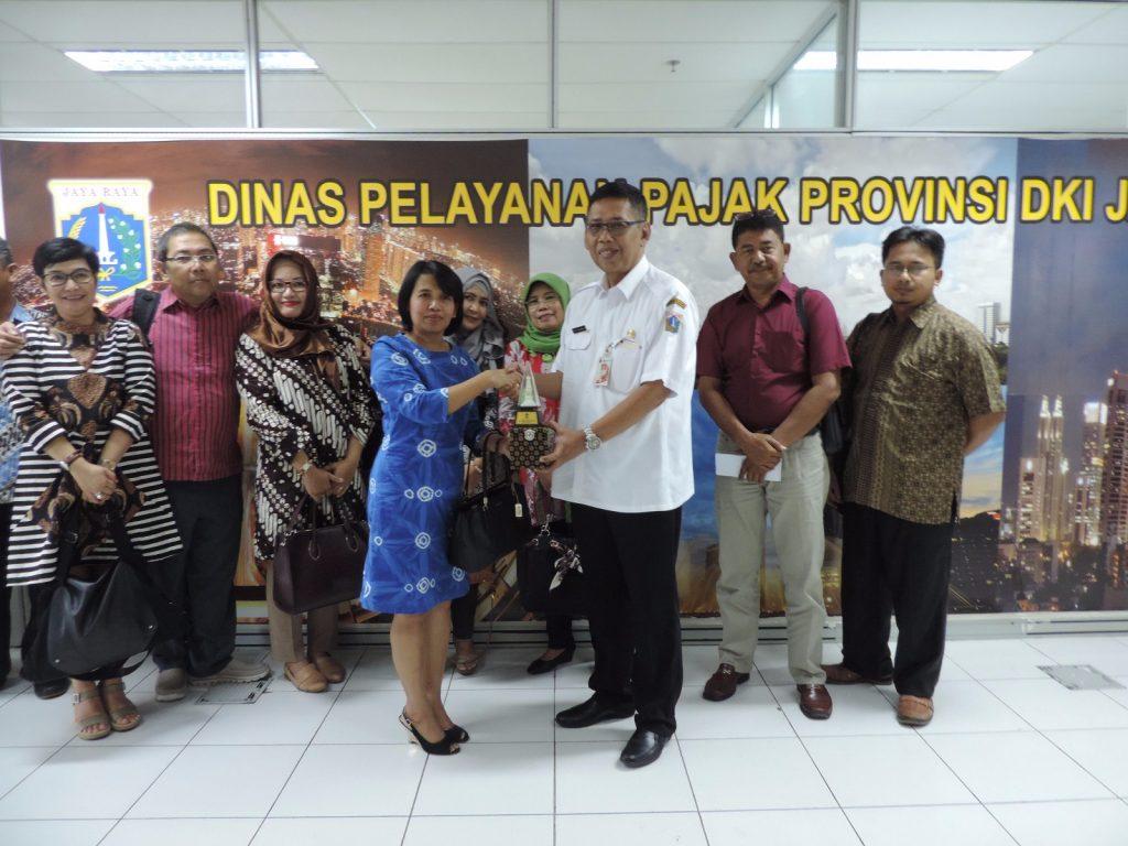 Kunjungan DPRD Kota Yogjakarta