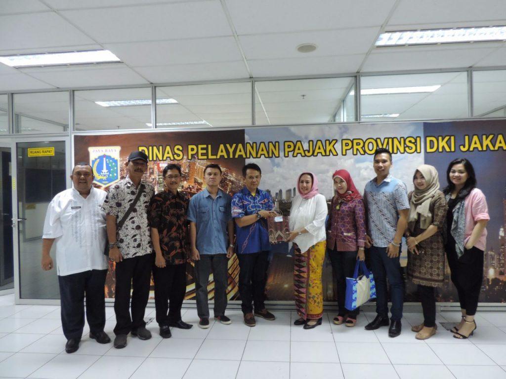 Kota Palembang Optimalisasi Pajak Daerah