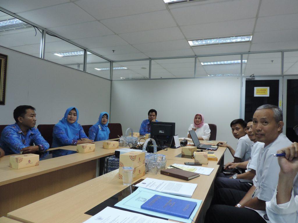 Kota Bengkulu Pelajari Pemeriksaan Pajak Daerah