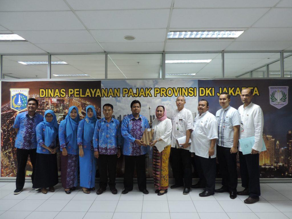 Kunjungan DPPKA Kota Bengkulu