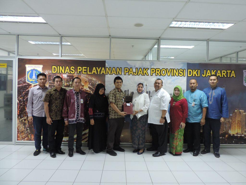 Website DPP Dipelajari Dispenda Kalimantan Selatan