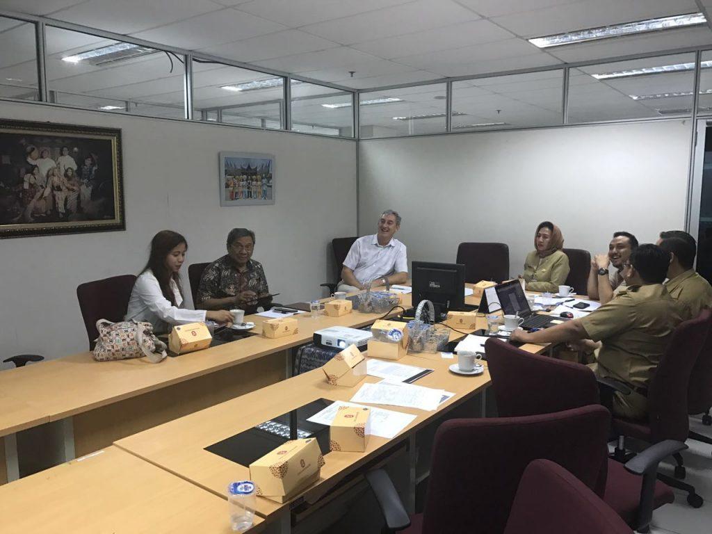Appraisal Internasional dan LPEM UI Diskusikan PBB Jakarta