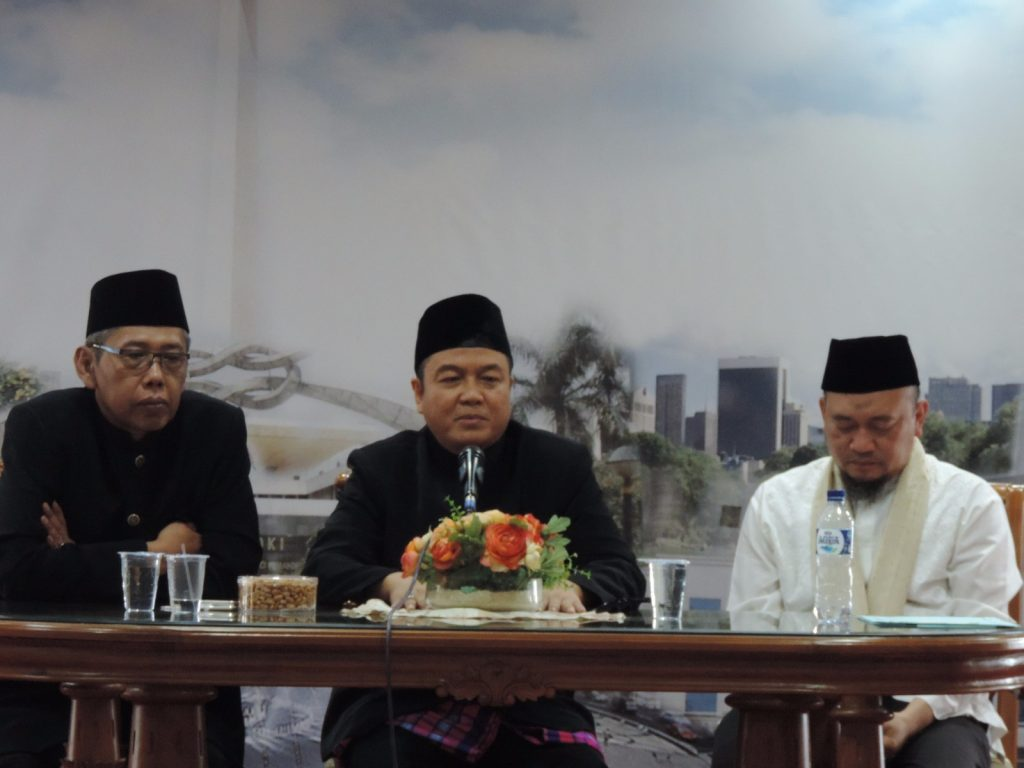 Pergantian Kepala Dinas Pelayanan Pajak Agus Bambang Setiowidodo kepada Edi Sumantri Kepala Badan Pajak dan Retribusi Daerah