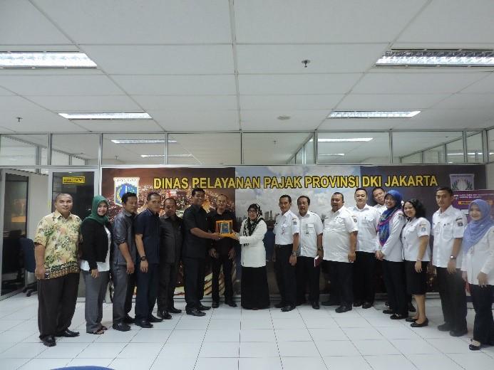 Langkat Bahas Sistem Pengelolaan Daerah Jakarta