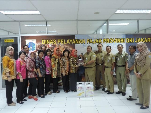 Palangkaraya Koordinasi Pengelolaan Pajak di Jakarta