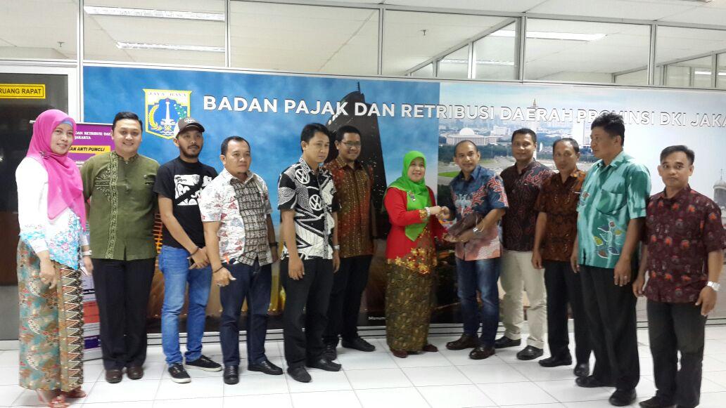 Panduan Persyaratan Bagi Tamu Daerah ke BPRD DKI