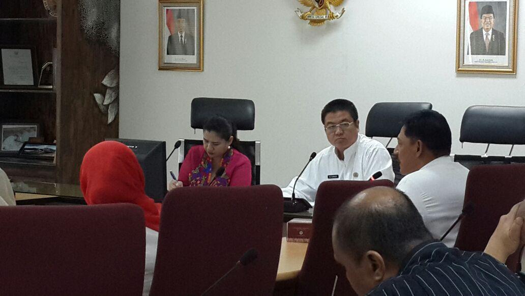 Pertemuan Forum Group Discussion (FGD) Retribusi Daerah