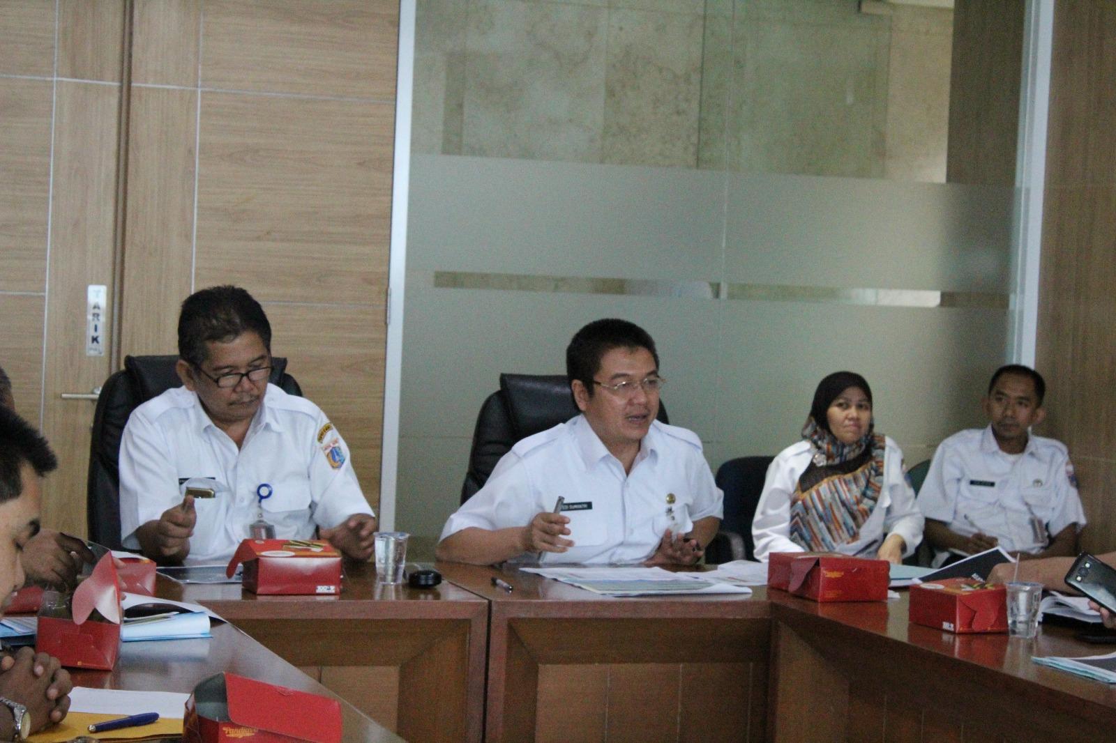 Paparan Program Kerja BPRD dan UPPRD