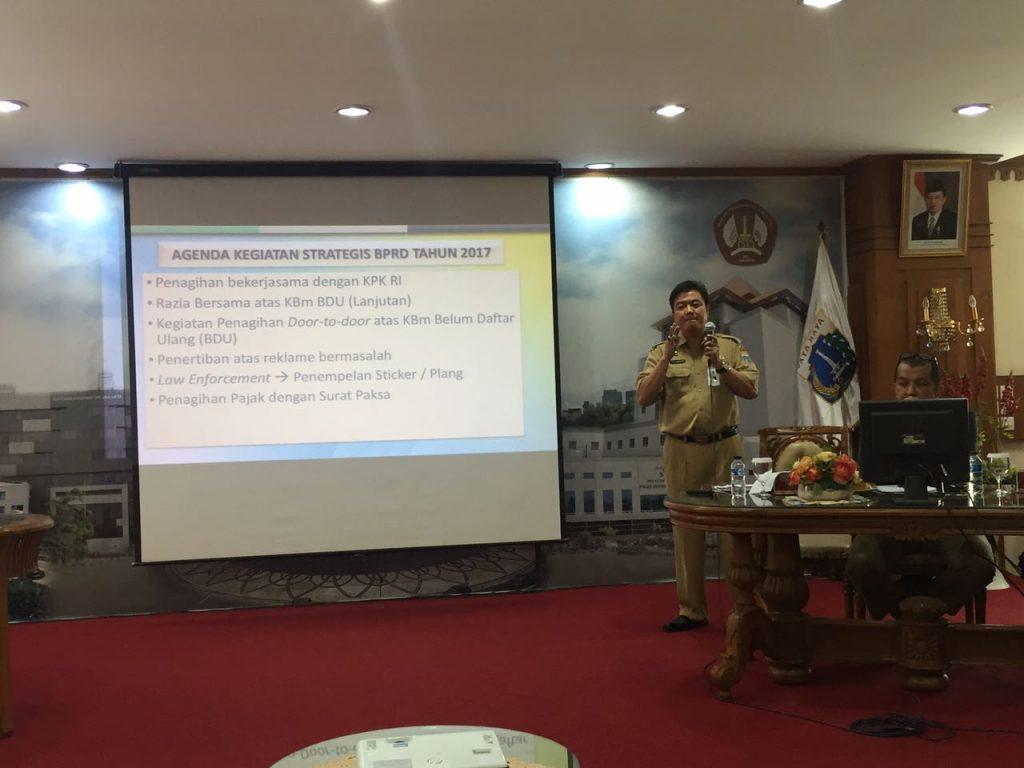 Dialog Tentang Pajak Daerah Bersama KPK-RI