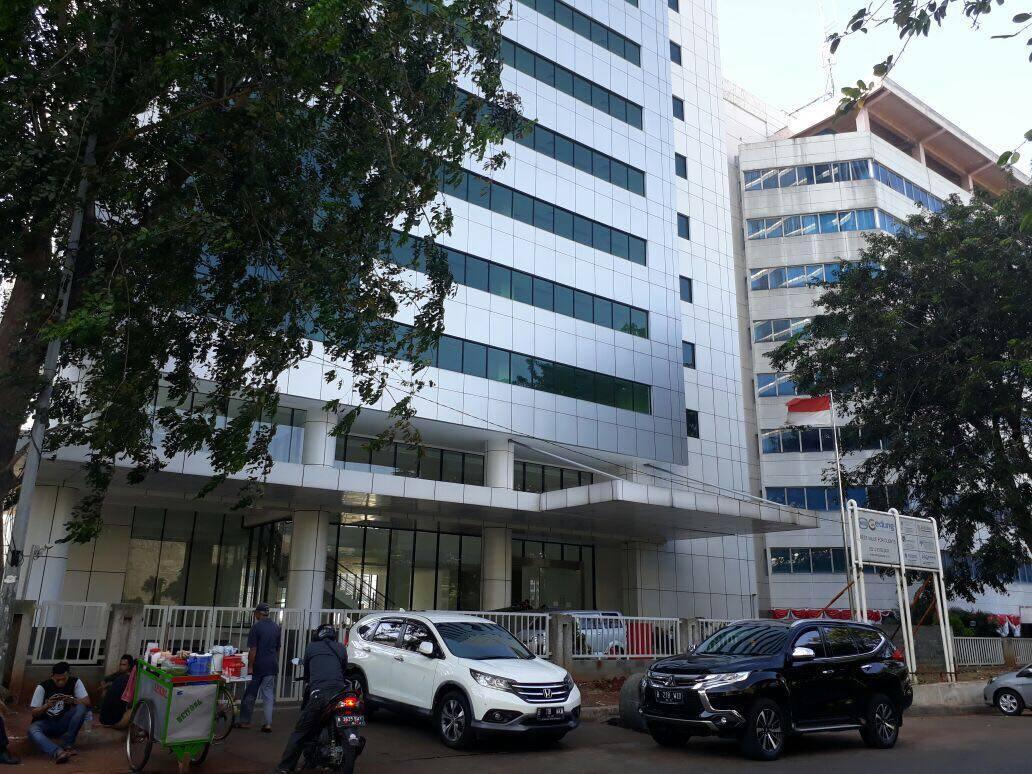 Gedung Pelayanan Masyarakat Terpadu