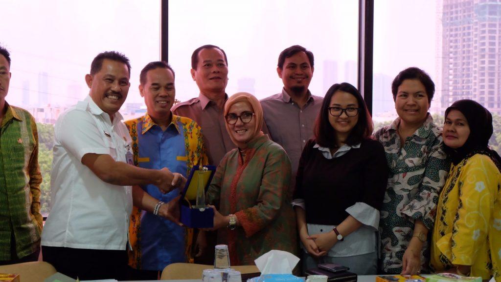 Kunjungan Tamu Banten, Probolinggo dan Sidoarjo